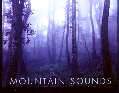 Mountain Sounds Cd Design