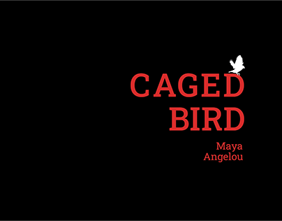 Caged Bird Poster