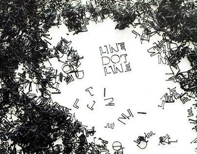 Line Dot Line