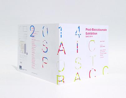 SAIC Post-Baccalaureate Exhibition