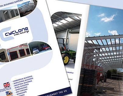 Cyclone Steel Buildings Brochure