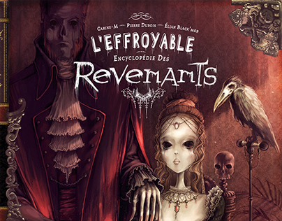 Encyclopedia : L'Effroyable Encyclopédie des Revenants