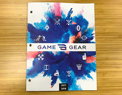 2017-2018 Game Gear Catalog