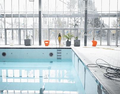Le Plongeon   Experimental video