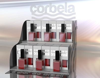 Display Corbela