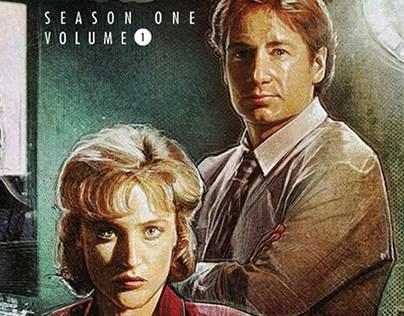 X-Files Classics - Season One