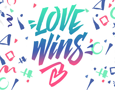 Love Wins | FreeFont