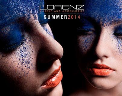 Lorenz Makeup & Accessories - Summer 2014 Catalogue