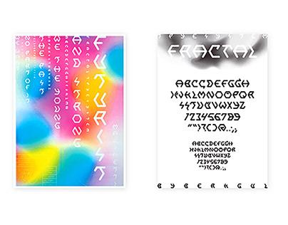 Fractal → Type Design