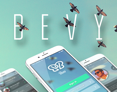 Bevy - Social Traveling App