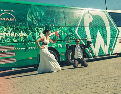 Hochzeitsfotografie in Butjadingen // Anna & Jan