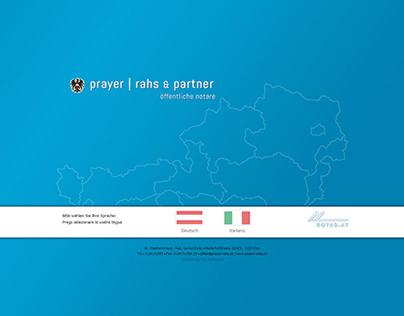 Öffentliche Notare Prayer | Rahs & Partner