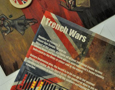 Board Game Design: Trench Wars