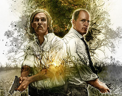 True Detective -  The Yellow Sign