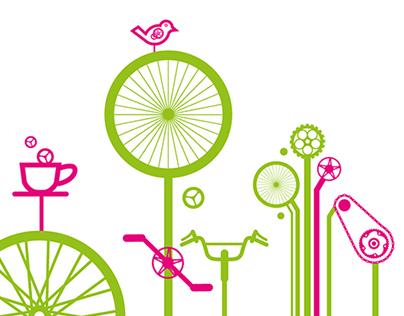 Кафе для велосипедистов / Cafe for cyclists