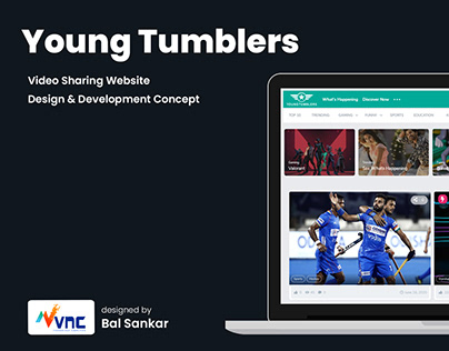 Young Tumblers