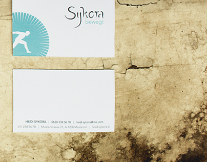 Corporate Design – Sykora Physiotherapy
