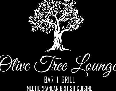 Olive Tree Lounge - Logo set