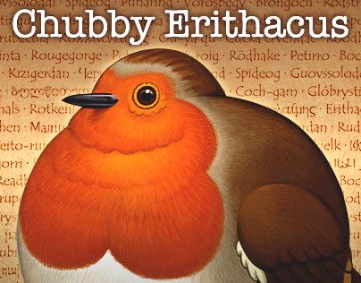 Chubby Erithacus