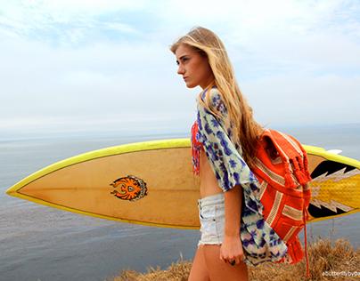 Swimwear editorial-Sun Bum Sunscreen-creative director