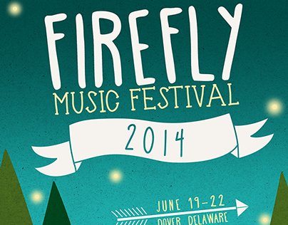 Firefly Music Festival Poster Contest