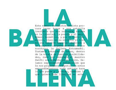 Publicación La Ballena Va Llena