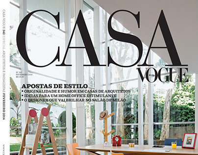Revista Casa Vogue | Casa Vogue Magazine