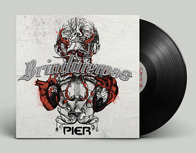 Brindaremos - Pier Album art