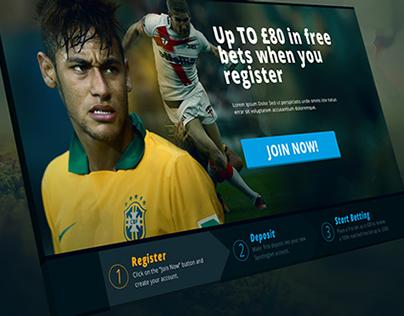 Online Betting - Design Study