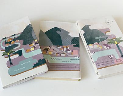 Gabriel García Márquez books design, limited edition