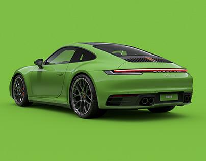 Porsche - Timeless (Stills)