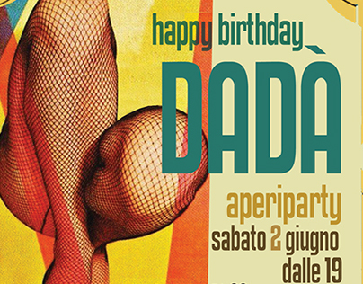 Dada Concept Store, Italy. Logo and Image