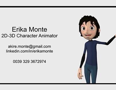 Animation Reel 2013-2014