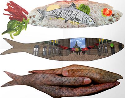"""Sardines for """"Festas de Lisboa 2014"""" Contest"""