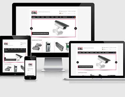Neue Website für Eibl-Videotechnik