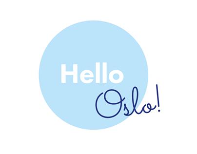 Hello Oslo!
