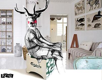 ART & BEER - KREA meets Carlsberg
