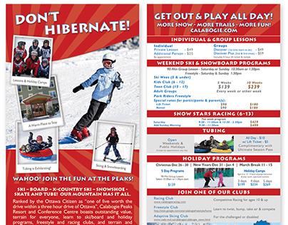 Brochures - Ski Resort