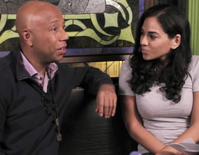 Russell Simmons Interview (American Athlete Magazine)