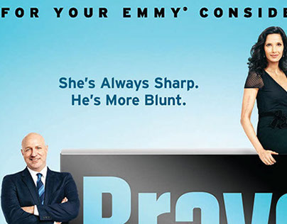 Bravo 2014 FYC ads - #2 in a Series.