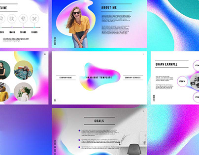 Iridescent PPT