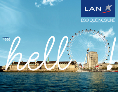 LAN INTER Campaign / Welcome Europe