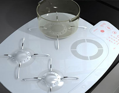 Cooktop for Enviroment