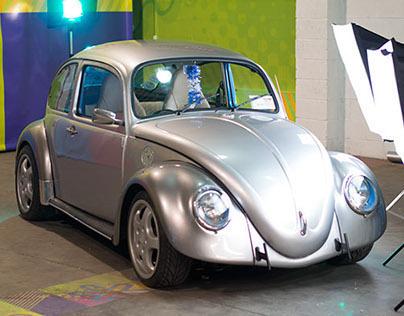 VW Beetle wrap - American Style