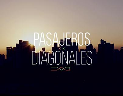 Pasajeros Diagonales Cortometraje