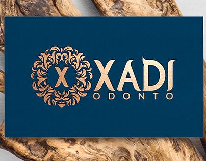 Logo e Namming Xadi Odonto - Clínica Odontologia