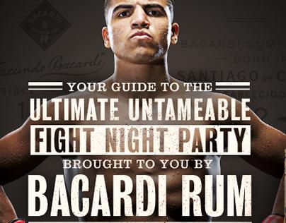 Bacardi - I Am Untameable Concept