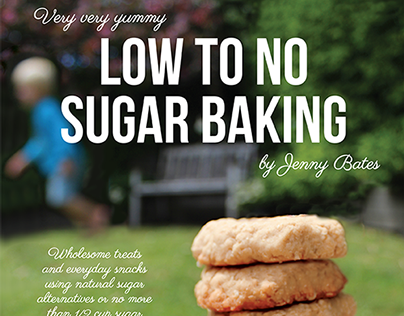 Low to No Sugar Cookbook - Photography
