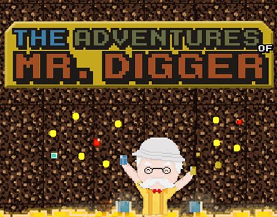 The Adventures of Mr. Digger