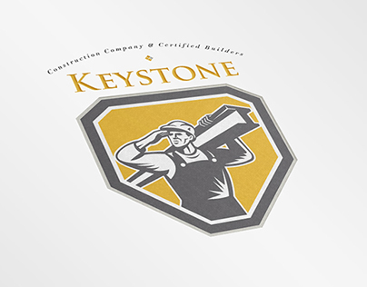 Keystone Construction Builders Company Logo